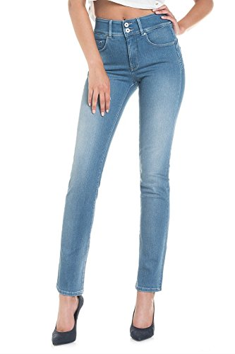 Salsa - Jeans push in Secret Slim - Donna blu 25 US