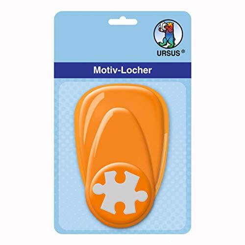 Motiv-Locher - Stanzer mit Hebel - Puzzle - Motivgröße: ca. 25,4 mm
