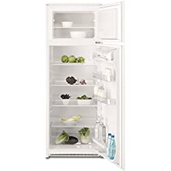 Electrolux RJN 2301 AOW Built-in 184L 40L A+ White fridge-freezer - fridge-freezers (Built-in, Top-placed, A+, White, SN-ST, Right)