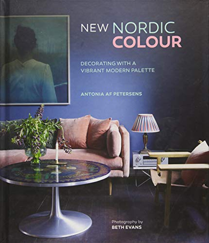 New Nordic Colour: Decorating with a Vibrant Modern Palette por Antonia Af Petersens