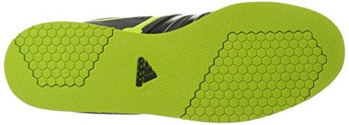 Adidas Powerlift 2.0 Weightlifting Scarpe Dark Grey/Solar Yellow/Black