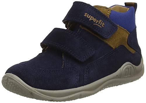 superfit Baby Jungen Universe Sneaker, (Blau 80), 25 EU