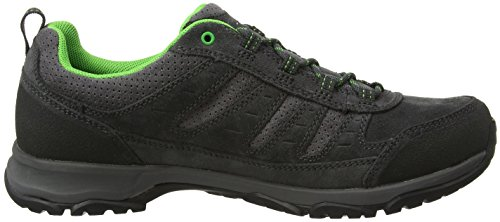 Berghaus Expeditor Active Aq Tech Shoes, Chaussures de Randonnée Basses Homme Multicolore (Grey/green)