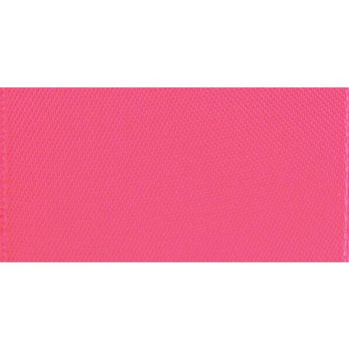 Wrights 243/4Yd Single Fold Satin Decke Bindung, Bright Pink -