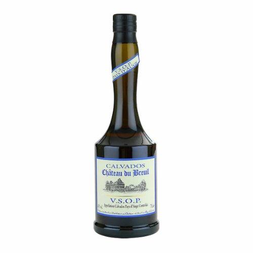 CHATEAU DU BREUIL Calvados Pays d'Auge VSOP 70cl Bouteille