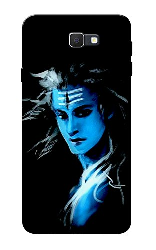 Galaxy J7 Prime Case, Lord Shiva Slim Fit Hard Case Cover/Back Cover for Samsung Galaxy J7 Prime  available at amazon for Rs.99