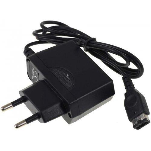 Powery Premium Netzteil für Nintendo NDS, 100-240V