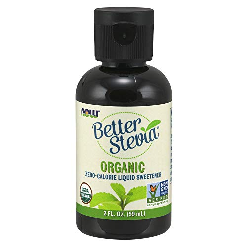 Now Foods Organic Liquid Stevia, 2 OZ