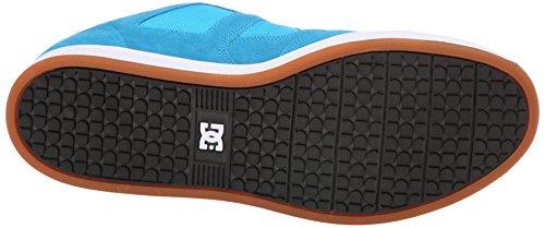 DC SCEPTOR KB M SHOE CYB, Low-Top Sneaker uomo Blu (Blau (CYAN/BLACK- CYB))