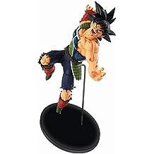 Banpresto Dragon Ball Z 8.3-Inch Bardock Figure, SCulture Big Budoukai 5 Volume 2 by Banpresto