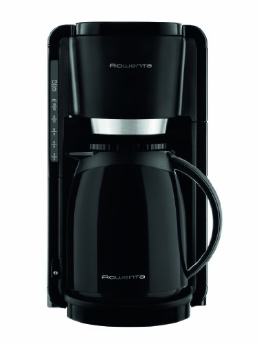 Rowenta - CT3808 - Cafetière filtre, 850 watts, Noir