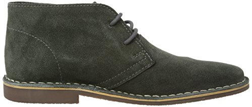 Red Tape Gobi Suede, Bottines à doublure homme Gris - Gris