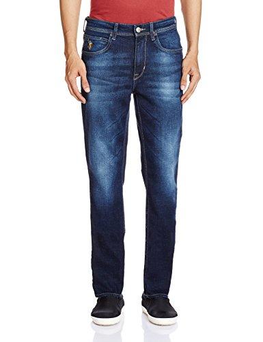 U.s. Polo Denim Co. Men's Slim Tapered Jeans