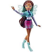 Giochi Preziosi - Winx Fairy School Bambola Aisha con Bracciale, per Bambina