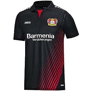 Jako Herren Bayer 04 Leverkusen Heim Trikot 2017/18 BA4217H Schwarz XXXL