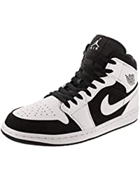 low priced 5f935 6e893 Nike Air Jordan 1 Mid, Chaussures de Fitness Homme