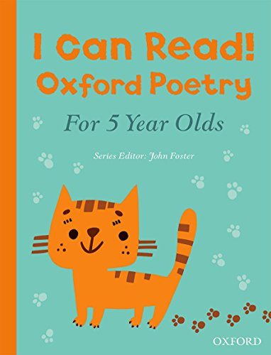 Oxford poetry for 5 year olds.