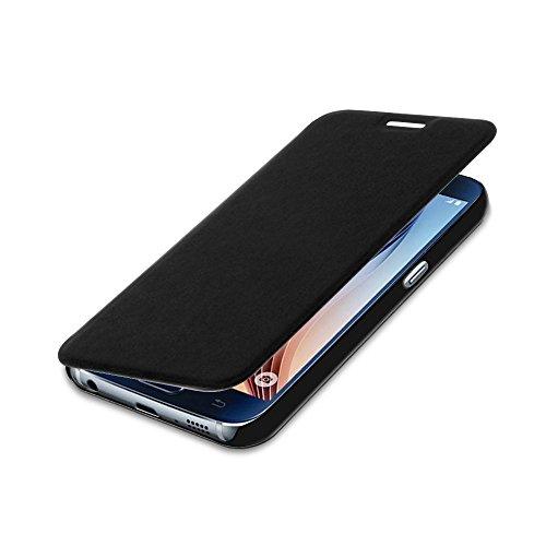 Coque Housse Etui Flip Cover Noir pour SAMSUNG GALAXY CORE PRIME G360F.