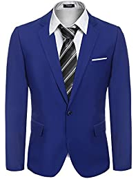 Hasuit - Chaqueta de traje - para hombre