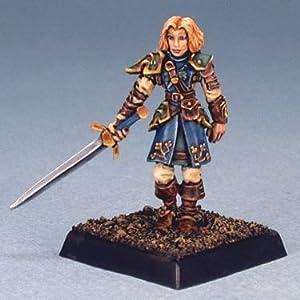 Desconocido Reaper Miniatures 14204 - Metal Miniatura (sin Pintar) Importado de Alemania