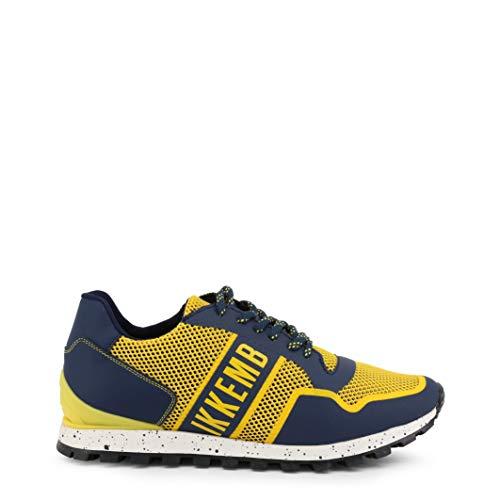 10b00c552f Bikkembergs Sneaker Fend-ER_2084 Hombre Color: Amarillo Talla: 43