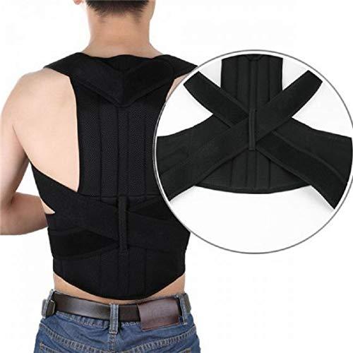 Fascia Posturale Tutore Correttore Postura Schiena Posture Supporto Unisex (XXXL)
