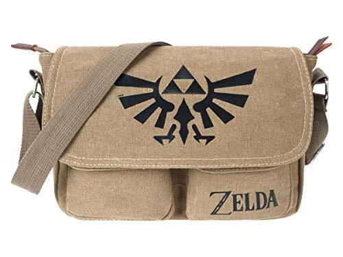 Legend of Zelda Leinen Umhänge Tasche Motiv: Hyrule Wappen