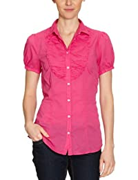 Seidensticker Damen Bluse Slim Fit, 116605