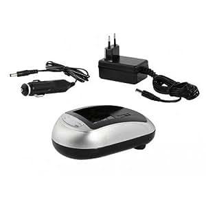 chargeur compatible Panasonic type DE-A40