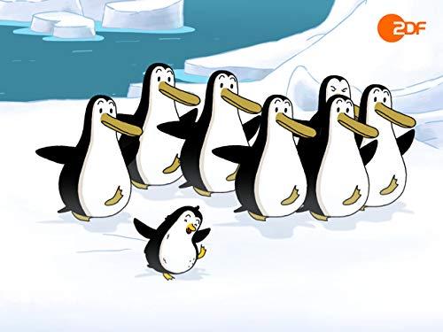 Der Tag, an dem Plouf die Pinguine beeindruckte