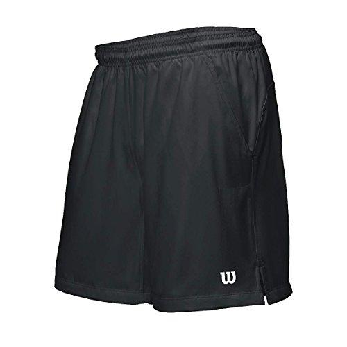 Wilson Shorts Rush 7 Tennis Woven, Schwarz, XXL, WR1140700
