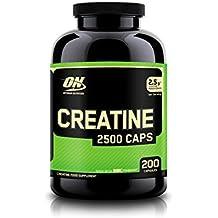 Optimum Nutrition Creatina Encapsulada - 200 Cápsulas