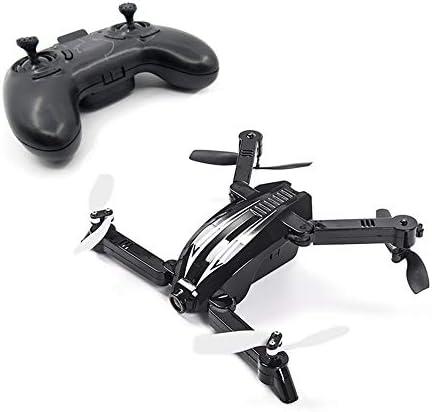 YRE 3D Poche Pliante Pliante Pliante UAV, caméra HD 720P, Fixe Quatre Axes de contrôle à Distance des Avions, des Enfants Jouets pour Adultes,Black | Prix Modéré  3c1c64