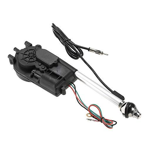 Wingeri Autozubehör Universal Auto Auto Power Elektrische Antenne AM FM Radio Mast Antenne 12 V Auto SUV - Power-antenne, Mast