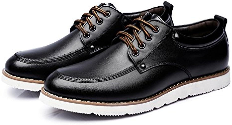 Mocassini Mocassini Mocassini Stringate da Uomo Scarpe PU Leather Casual Business Soft Sole Flats Oxfords for Gentlemen 2018 Scarpe... | Il Nuovo Arrivo  5c81d1