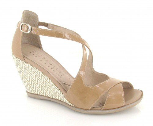 Hispanitas, Sandali donna Marrone Camel
