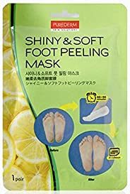 PUREDERM Shiny & Soft Foot Peeling
