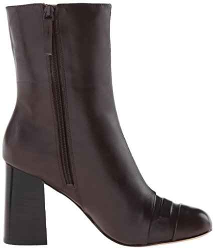 Lederstiefel Nine Deliah West Nine Dark West Brown IUq6Cn
