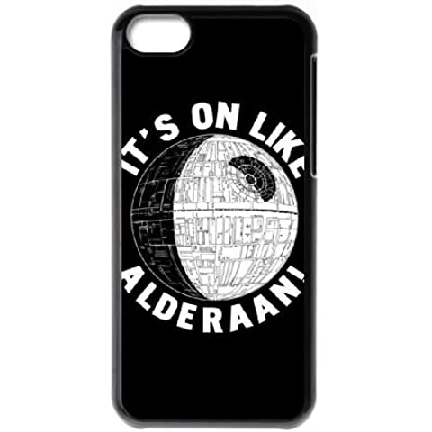 Star Wars It'S On Like Alderaan Fje165 cover iphone 5C Cell Phone Case Black 48204t Camo Phone Covers