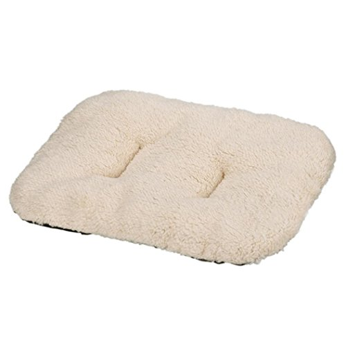 Cuccia per cane, Culater Cane letto per gatti Morbido Mat sonno caldo (31*37cm, Beige)