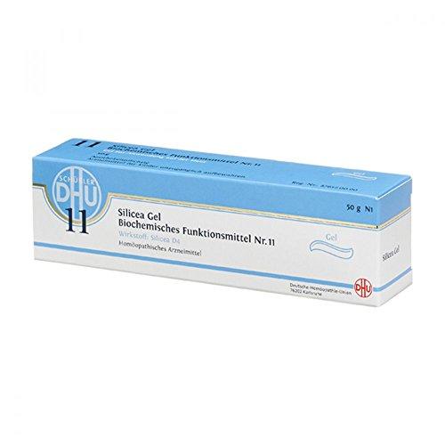 Biochemie Dhu 11 Silicea D 4 Gel 50 g