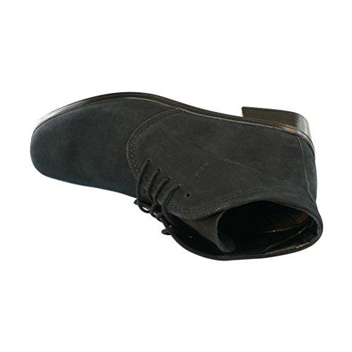 GABOR SHOES 94.540.16 Damen Kurzschaftstiefel - Schuhe in Übergrössen Blau