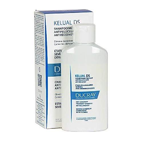 Ducray Kelual DS shampoo trattante dermatite seborroica 200ml (2x100ml)