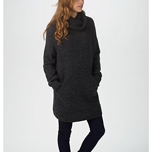 Burton WB Avalanche Sweatshirt pour femme Noir - True Black Heather