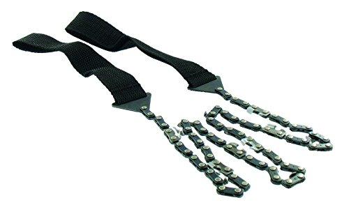 Highlander Hand-Kettensäge 65 cm aus gehärtetem Stahl, CS004