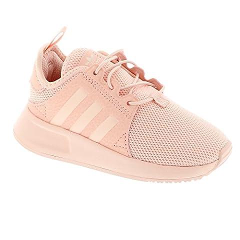 adidas Unisex Baby X_Plr El I Sneaker, Rosa (Roshel / Roshel / Roshel), 20 EU