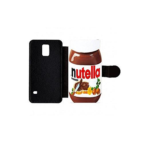Aux prix canons Den Preis Kanonen–Buyus Schutzhülle Brieftasche Ferrero Nutella Swag Samsung Galaxy S5Mini (Mini-swag)
