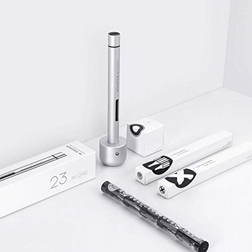 wowstick 1P+ Mini Destornillador de Precisión de Eléctrico Inalámbrico con Base de...