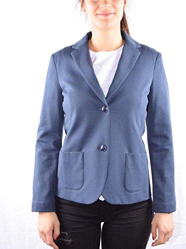 max-mara-veste-de-sport-femme-bleu-bleu-marine-xl