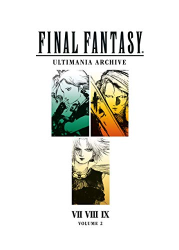 Final Fantasy Ultimania Archive Volume 2 por Square Enix